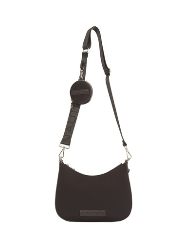 Nautica Messenger / Askılı Çanta Siyah